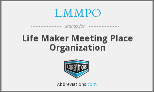 What does LMMPO stand for?