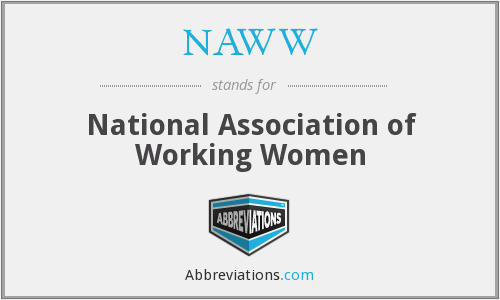 NAWW - National Association of Working Women