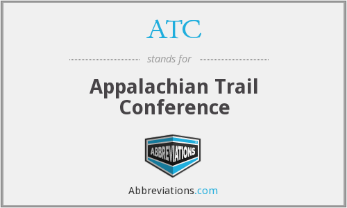 ATC - Appalachian Trail Conference