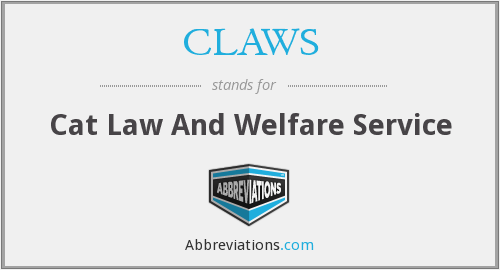 What does CLAWS stand for?