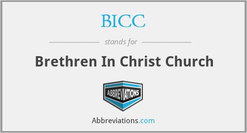 BICC - Brethren In Christ Church