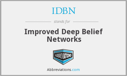 What does IDBN stand for?