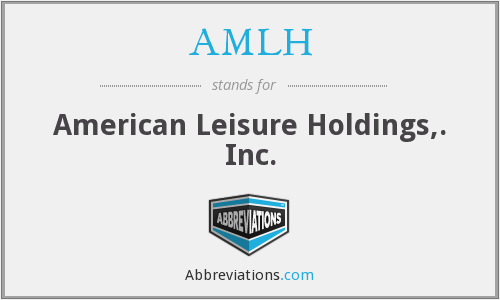What does AMLH stand for?