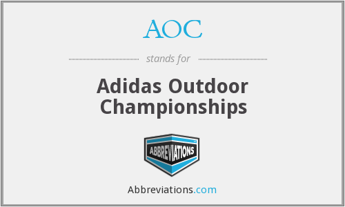 AOC - Adidas Outdoor Championships