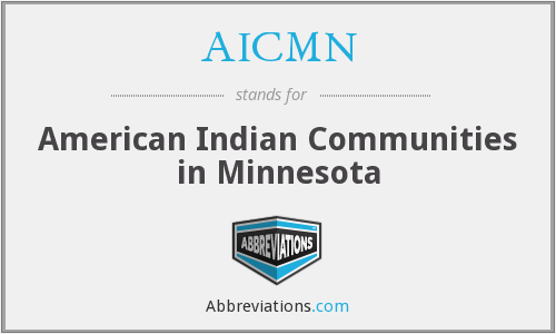 What does AICMN stand for?