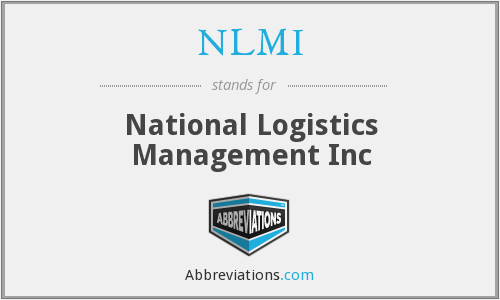 What does NLMI stand for?