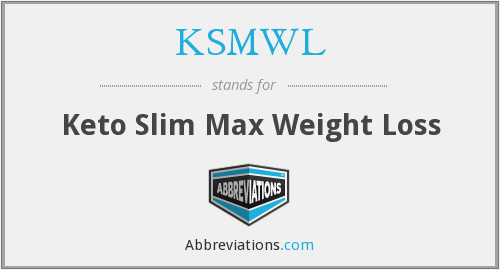 What does KSMWL stand for?