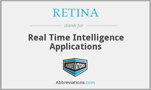 What does RETINA stand for?