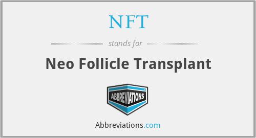 NFT - Neo Follicle Transplant