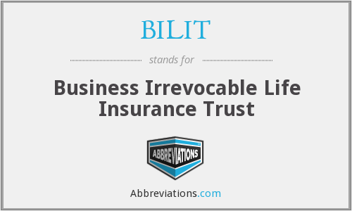 What does BILIT stand for?