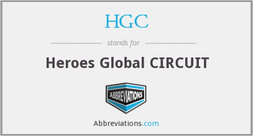 HGC - Heroes Global CIRCUIT