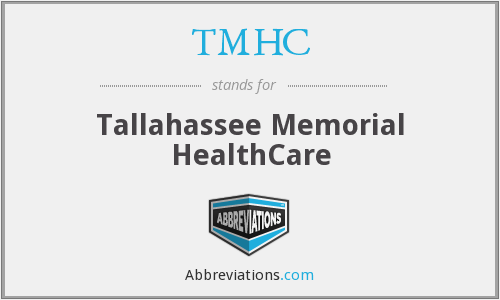 What does TMHC stand for?