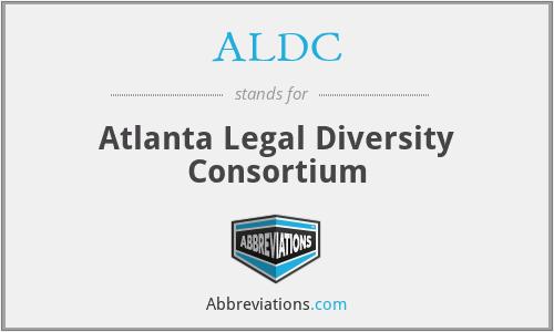 ALDC - Atlanta Legal Diversity Consortium