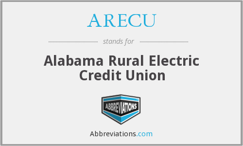 What does ARECU stand for?