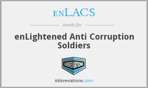 What does ENLACS stand for?