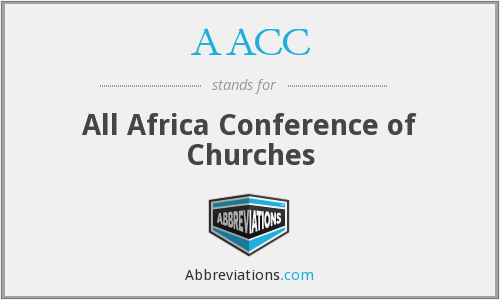 AACC - All Africa Conference of Churches