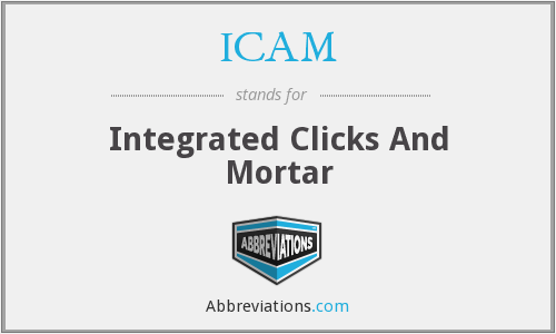 ICAM - Integrated Clicks And Mortar