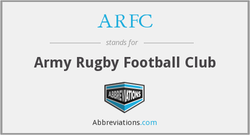 What does ARFC stand for?