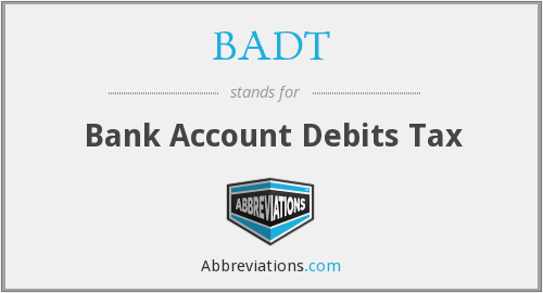 What does BADT stand for?