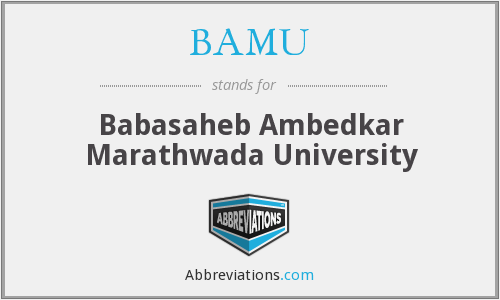 What does BAMU stand for?