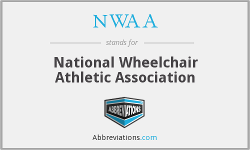 What does NWAA stand for?