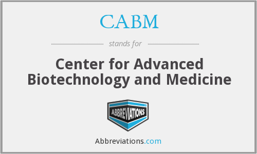 What does CABM stand for?