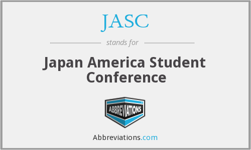 JASC - Japan America Student Conference