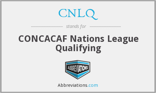 What does CNLQ stand for?