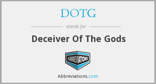 What does DOTG stand for?