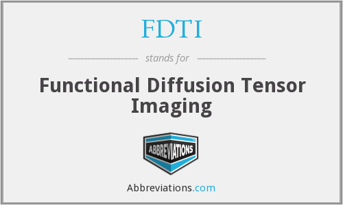 What does FDTI stand for?