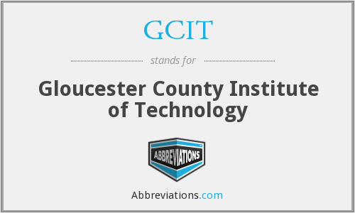 What does GCIT stand for?