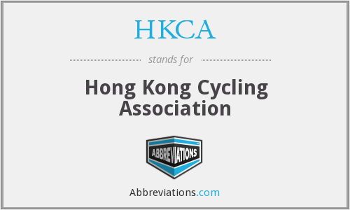 What does HKCA stand for?