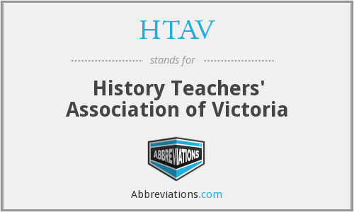 What does HTAV stand for?