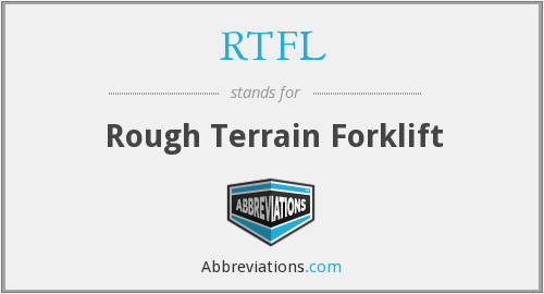 What does RTFL stand for?