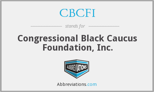 What does CBCFI stand for?