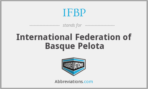What does IFBP stand for?