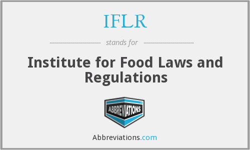 What does IFLR stand for?