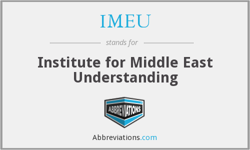 What does IMEU stand for?