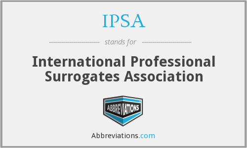 IPSA - International Professional Surrogates Association