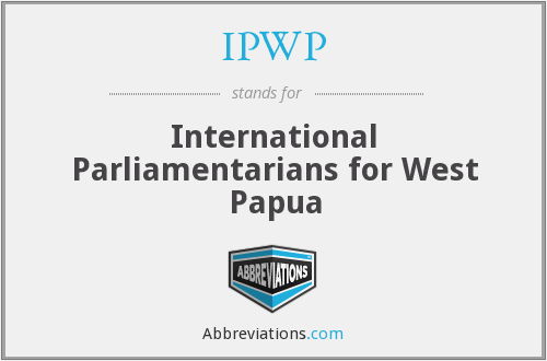What does IPWP stand for?