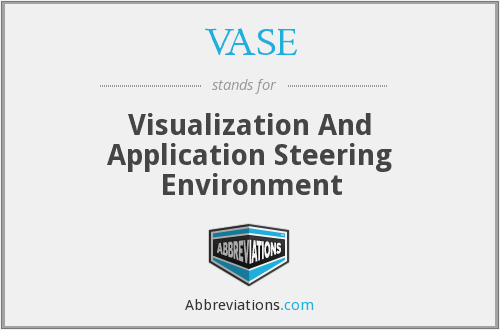 VASE - Visualization And Application Steering Environment