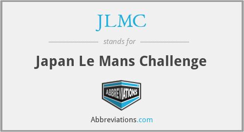 JLMC - Japan Le Mans Challenge