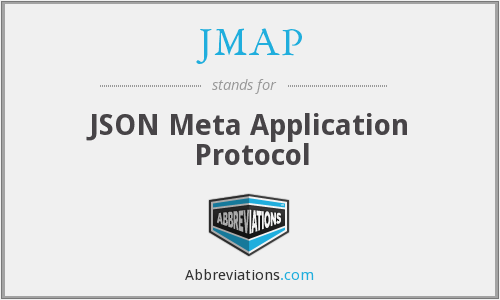 What does JMAP stand for?