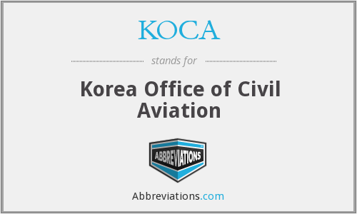 What does KOCA stand for?