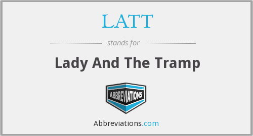 What does LATT stand for?