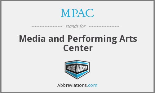 What does MPAC stand for?