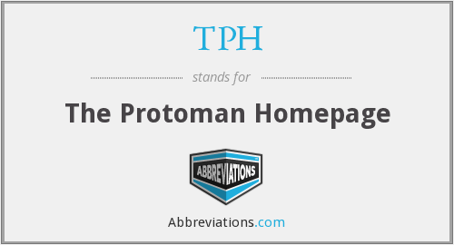 TPH - The Protoman Homepage