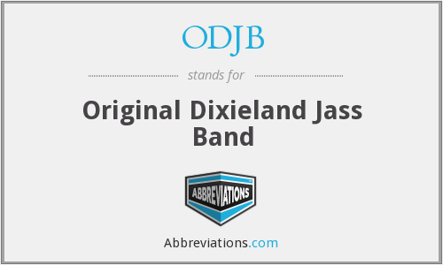 What does ODJB stand for?