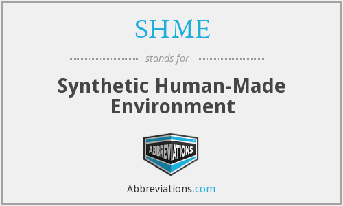 What does SHME stand for?
