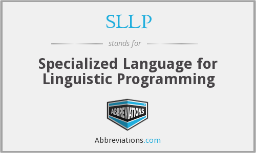 SLLP - Specialized Language for Linguistic Programming